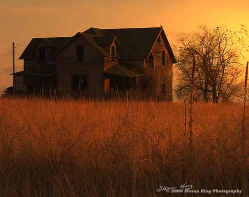 Old House on Dover Road | by Steven King Photography