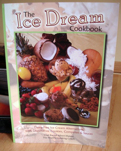 The Ice Dream Cookbook | by Kate Chan