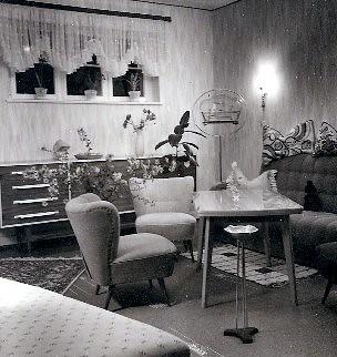 Wohnzimmer der 60er jahre meine eltern waren sehr stolz for Wohnzimmer 60er 70er
