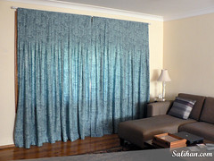 Pleated Curtains | by :Salihan