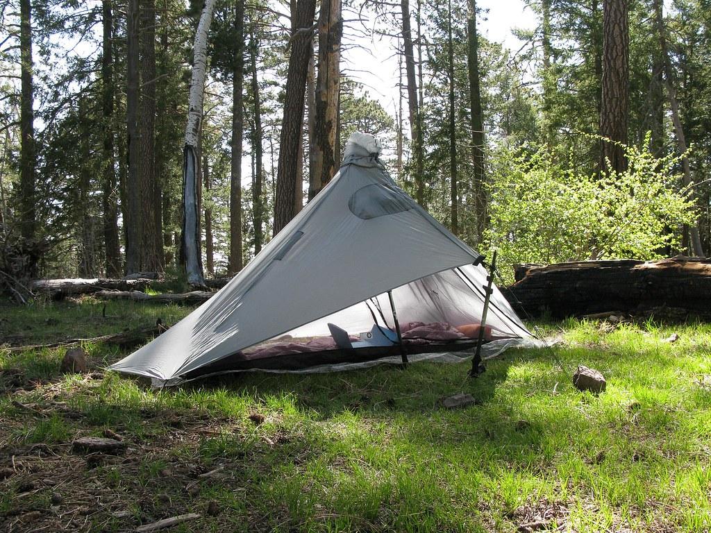 Gatewood Cape (poncho tent)