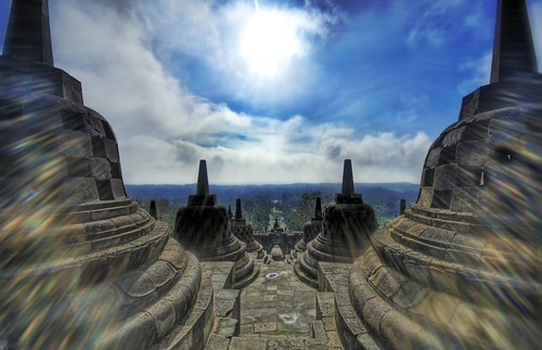 Borobudur at High Noon | by Stuck in Customs