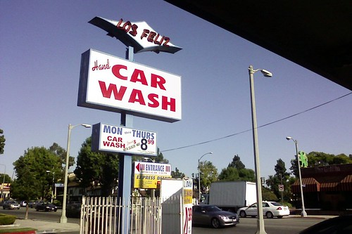 Car Wash Atwater Village
