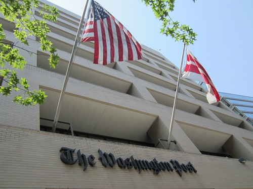 Washington, DC, June 2011: The Washington Post | by danxoneil