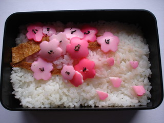 Cherry Blossom Bento | by My Bento Lunch