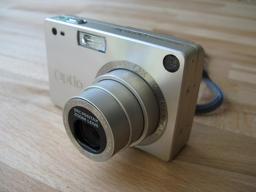 Pentax Optio S4 | by Lenz Grimmer