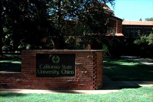 CSU Chico | by mseery
