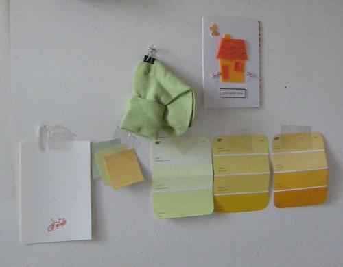 Kitchen Color Scheme Ideas White Quartz Counter Tops