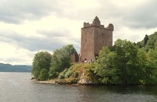 Urquhart Castle from Loch Ness Scotland | by conner395