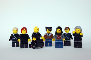 Lego X-Men | by Rob Young