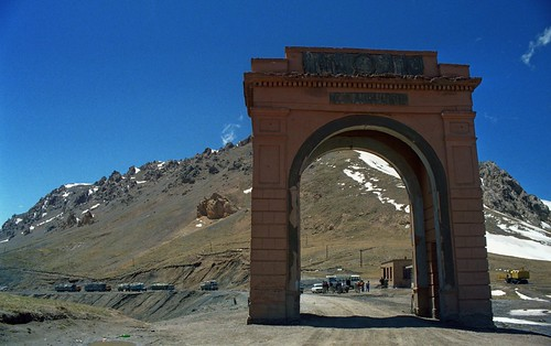 Torugart Pass,Kyrgystan Uyghur (China) border | by reurinkjan