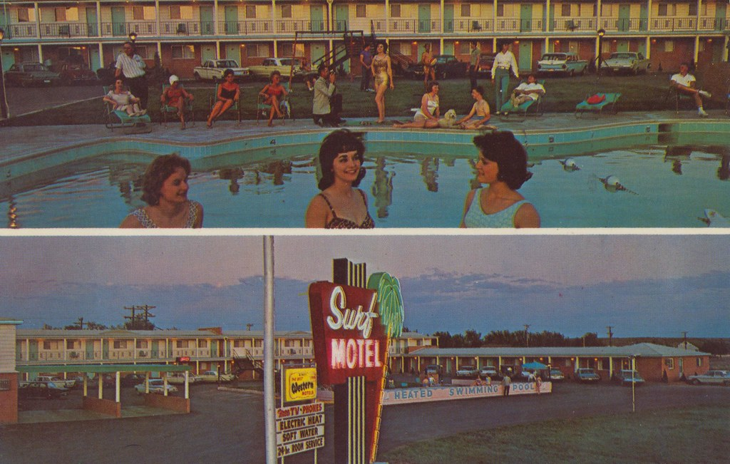 Surf Motel  - Santa Rosa, New Mexico