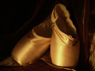 Ballet Shoes | by Megyarsh