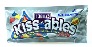 Kissables Chocolate Candy (2008 formula) | by cybele-