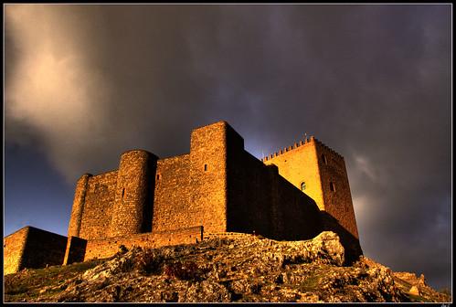 Castillo Segura de la Sierra  Castillo de Segura de la Sier…  Flickr