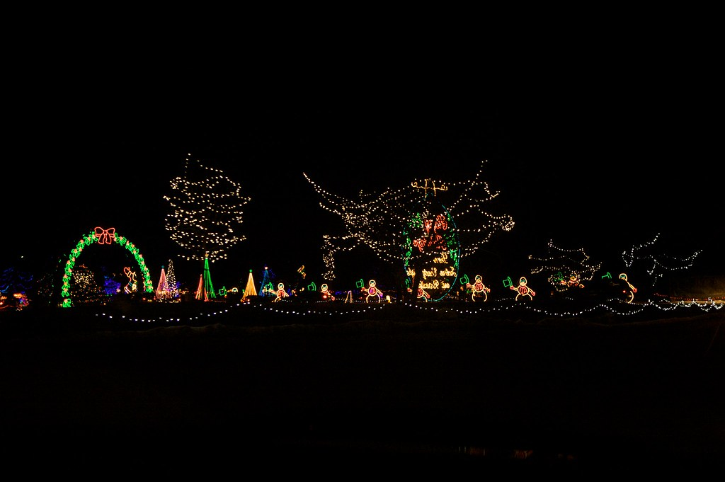Longview Christmas Lights Display | by jeff_golden Longview Christmas Lights  Display | by jeff_golden - Longview Christmas Lights Display Jeff_golden Flickr
