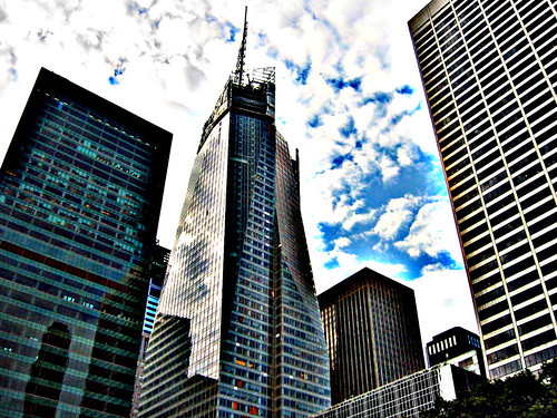 New Bank of America Tower | by kmccaul