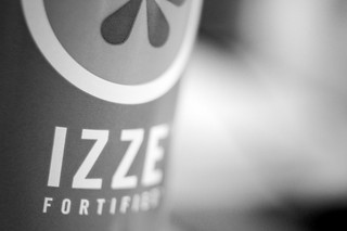 Izze Fortified | by David Van Chu