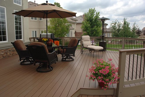 Fiberon Horizon Composite Decking Fiberon Flickr
