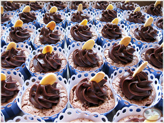 Brownie Cupcake | by Fleury Douce