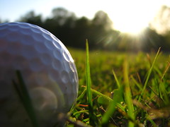 Golf ball | by JLMitch