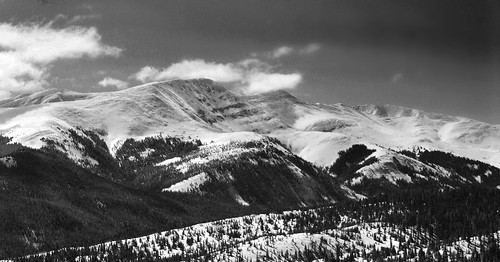 Black and White Breckenridge | by thouston6