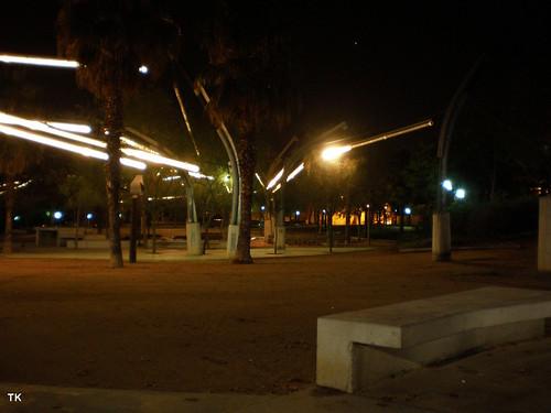 Mollet del valles 103 15 11 2008 parc dels colors de nit - Casas mollet del valles ...