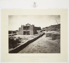 No. 18. Old Mission Church, Zuni pueblo, N. M. | by New York Public Library