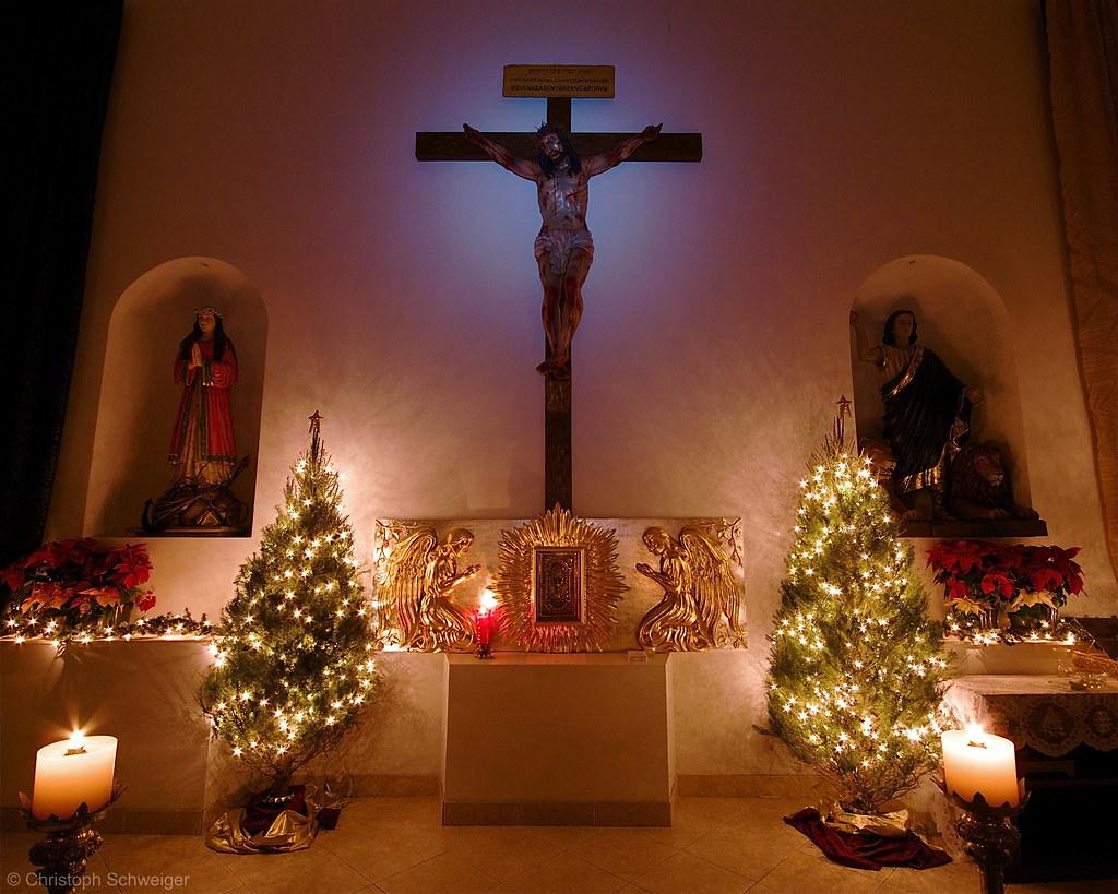 Christmas decoration at st daniel the prophet catholic ch flickr christmas decoration at st daniel the prophet catholic church by christoph schweiger buycottarizona Gallery