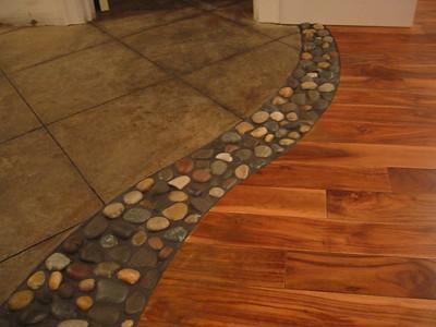 Floors Wood Stone Tile Combined Transition Anitajuneparker Flickr