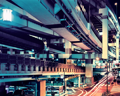 Tokyo Elevated Expressways 3 | by Thomas Birke