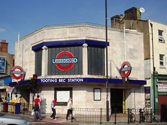Tooting Bec station | by Ewan-M