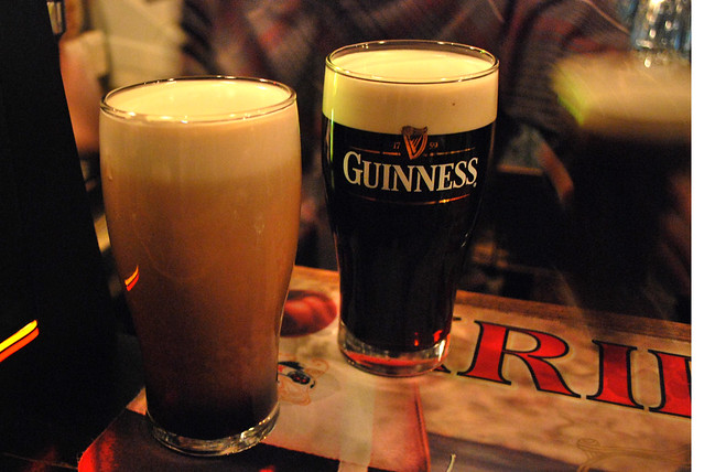 waiting time for guinness