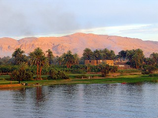 Nile river landscape | by Lucio Sassi Photography travel
