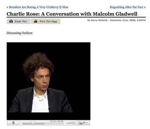 malcolm gladwell big and bad The tipping point has 560,503 ratings and 11,629 reviews  the tipping point - malcolm gladwell - 4 stars: 4  how little things can make a big difference .
