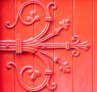 Detail from a Dublin door | by Steve-h