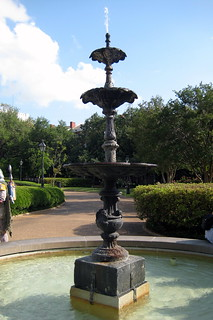 New Orleans - French Quarter: Jackson Square - Fountain | by wallyg