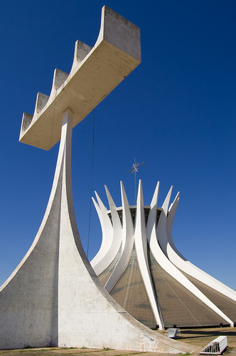 Brasilia - The Cathedral | by Christoph Diewald