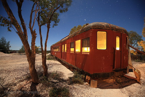 Outback Night Express | by Garry - www.visionandimagination.com