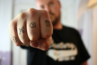 mac tatt | by Northcoast Zeitgeist