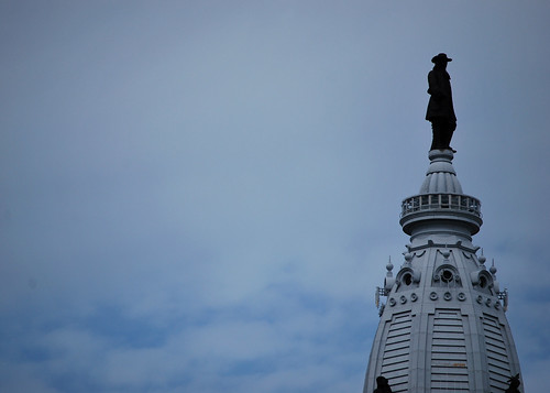 William Penn Statue | by chuckyeager