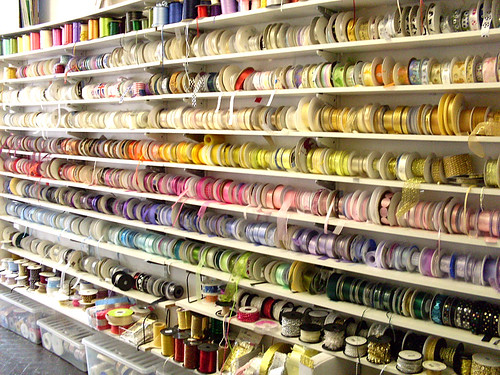 Ribbon Heaven! | by bugsandfishes by lupin