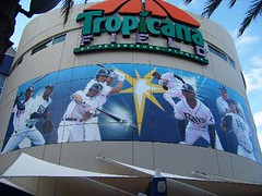 Tropicana Field - St. Pete | by kthypryn