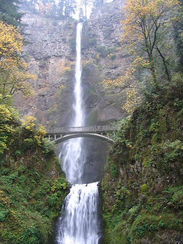 Multnomah Falls | by lycono