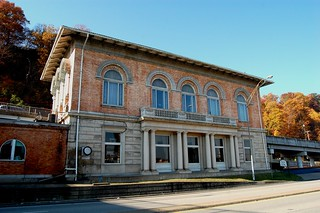 C & O Railroad Depot, Charleston, West Virginia (WV) | by bobindrums