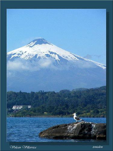 Volcan Villarrica | by tonialon