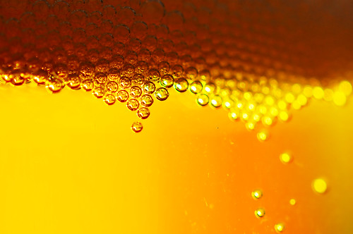 Beer bubbles 1 | by Tambako the Jaguar