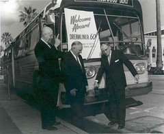 Dreamliner Christening - 1959 | by Metro Transportation Library and Archive