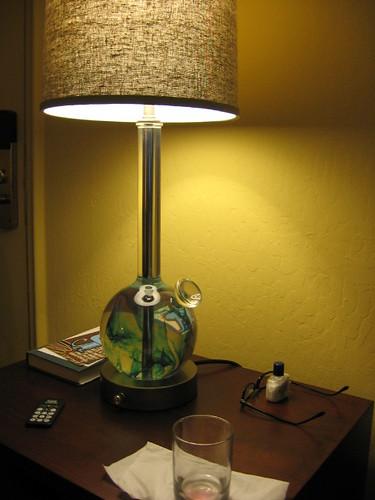 Bong Lamp | By Richardgriscom Bong Lamp | By Richardgriscom