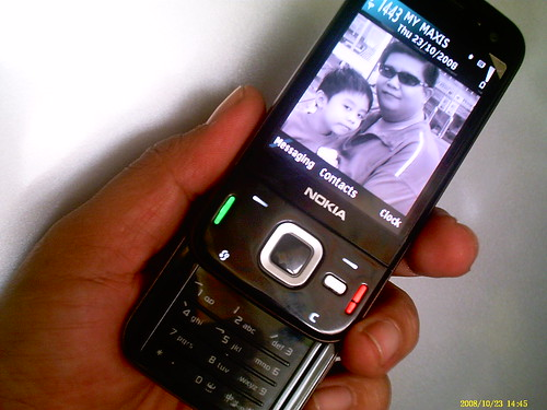 nokia n85 tapah prepaidboss collections (1) | by Kulop Ludin